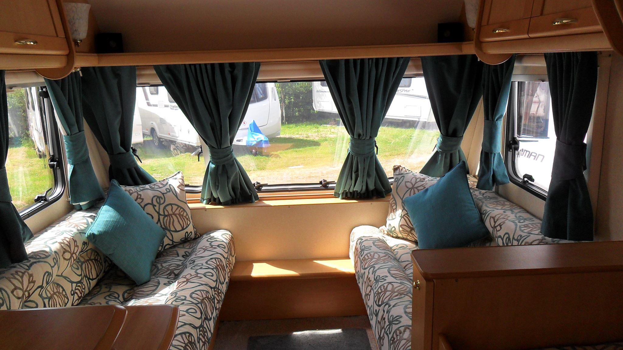 Caravan Upholstery Services Motorhome Boat Interior